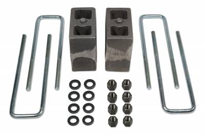 Tuff Country - Tuff Country BLOCK KIT-DODGE RAM 94-02 2500/3500 5.5IN. TAPERED 97053