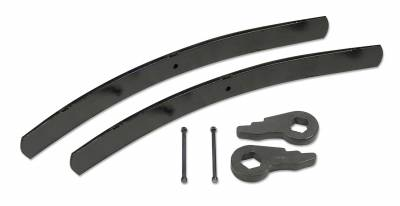 Tuff Country - Tuff Country BOX KIT 2IN.-CHEVY 2500 TRUCK 12921