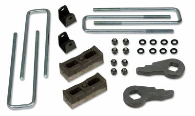 Tuff Country - Tuff Country BOX KIT 2IN.-CHEVY 2500HD 01-09 12934
