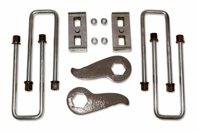 Tuff Country - Tuff Country BOX KIT 2IN.-CHEVY 2500HD 12034