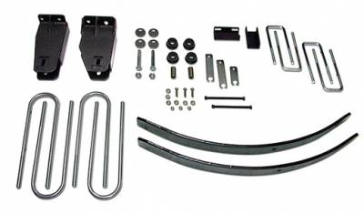 Suspension - Lift Kits - Tuff Country - Tuff Country BOX KIT 4IN.-F250 80-96 24822