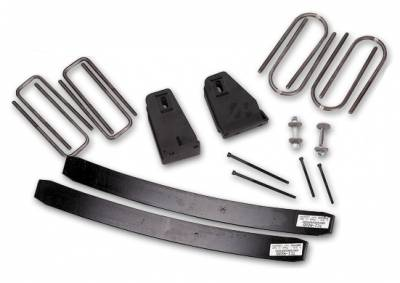 Tuff Country - Tuff Country BOX KIT 2.5IN.-F250 80-96 22820