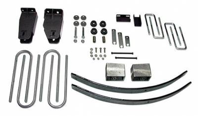 Tuff Country - Tuff Country BOX KIT 4IN.-F250 1997 24821