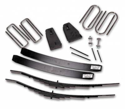 Suspension - Lift Kits - Tuff Country - Tuff Country COMPLETE KIT (W/O SHOCKS) FORD F250 2.5IN. 22824K