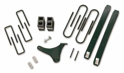 Suspension - Lift Kits - Tuff Country - Tuff Country BOX KIT 5IN.-FORD F250/F350 2000-04 25920