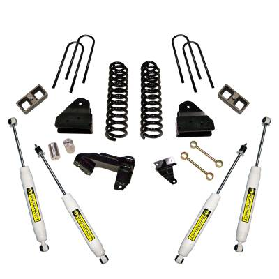 Suspension - Lift Kits - Superlift - Superlift Suspension Lift Kit K876