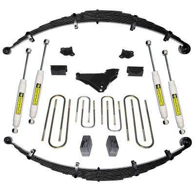 Suspension - Lift Kits - Superlift - Superlift Suspension Lift Kit K632