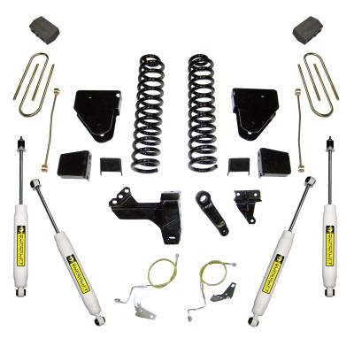 Suspension - Lift Kits - Superlift - Superlift Suspension Lift Kit K878
