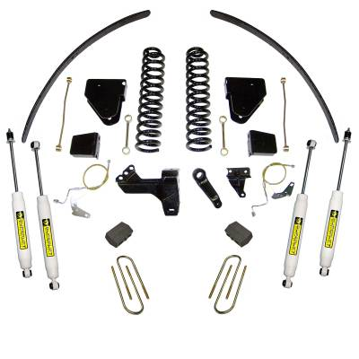 Suspension - Lift Kits - Superlift - Superlift Suspension Lift Kit K856