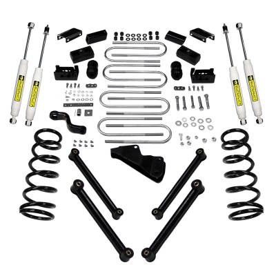 Suspension - Lift Kits - Superlift - Superlift Suspension Lift Kit K832