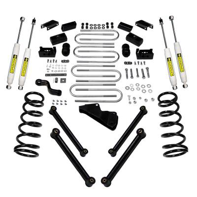 Suspension - Lift Kits - Superlift - Superlift Suspension Lift Kit K965
