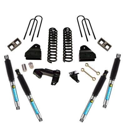 Suspension - Lift Kits - Superlift - Superlift Suspension Lift Kit K876B