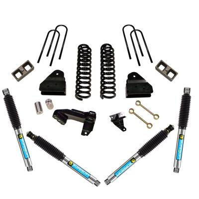 Suspension - Lift Kits - Superlift - Superlift Suspension Lift Kit K854B