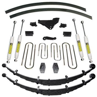 Superlift - Superlift Suspension Lift Kit K640