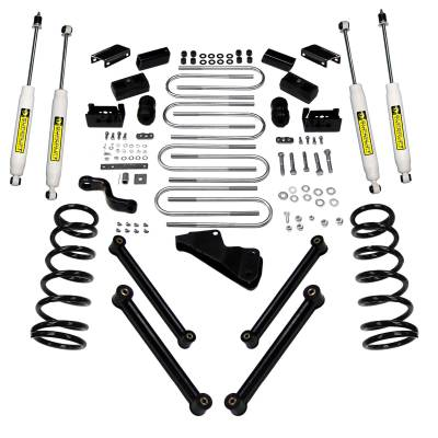 Superlift - Superlift Suspension Lift Kit K760