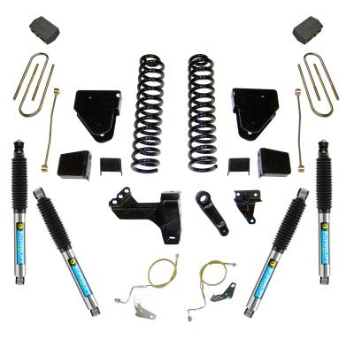 Suspension - Lift Kits - Superlift - Superlift Suspension Lift Kit K878B