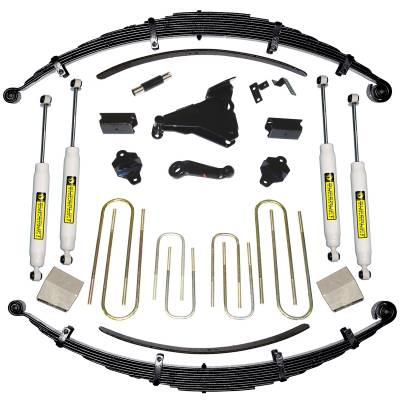 Superlift - Superlift Suspension Lift Kit K625