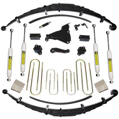 Suspension - Lift Kits - Superlift - Superlift Suspension Lift Kit K644