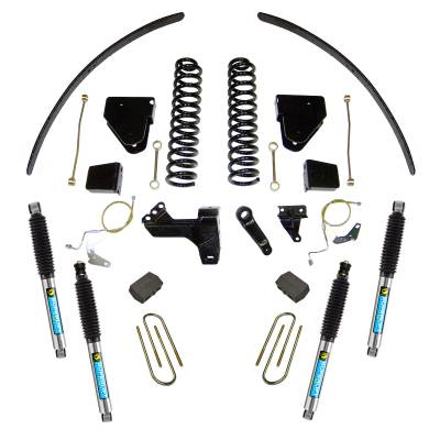 Suspension - Lift Kits - Superlift - Superlift Suspension Lift Kit K856B