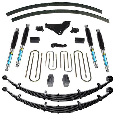 Suspension - Lift Kits - Superlift - Superlift Suspension Lift Kit K640B