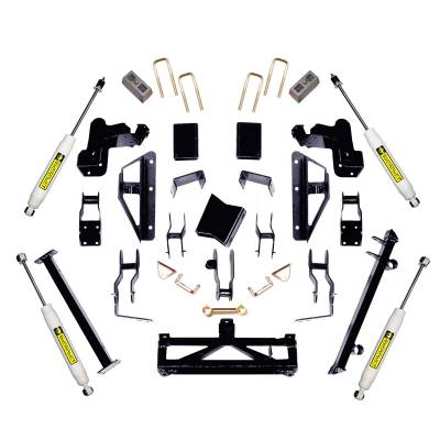 Superlift - Superlift Suspension Lift Kit K309