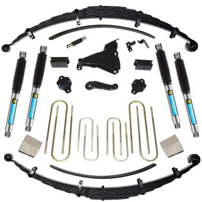Superlift - Superlift Suspension Lift Kit K625B