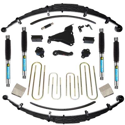 Suspension - Lift Kits - Superlift - Superlift Suspension Lift Kit K644B