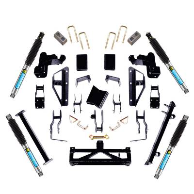 Superlift - Superlift Suspension Lift Kit K309B