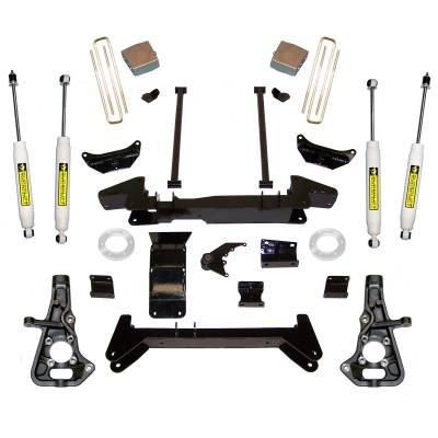 Suspension - Lift Kits - Superlift - Superlift Suspension Lift Kit K860