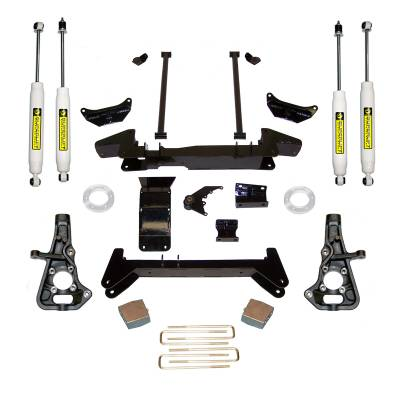 Suspension - Lift Kits - Superlift - Superlift Suspension Lift Kit K869