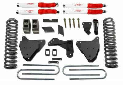 Suspension - Lift Kits - Tuff Country - Tuff Country COMPLETE KIT (W/SX8000 SHOCKS) FORD F250/F350 5IN. 25976KN