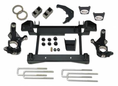 Suspension - Lift Kits - Tuff Country - Tuff Country CHEVY 2500HD 00-06 W/O SHCKS 4WD 4IN. 14985