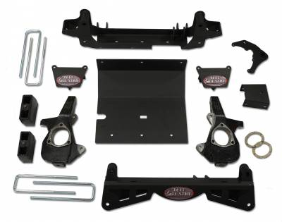 Tuff Country - Tuff Country BOX KIT 4IN.-CHEVY 3500 HD 01-06 14994