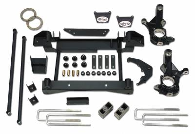 Suspension - Lift Kits - Tuff Country - Tuff Country LIFT KIT 6IN.-CHEVY 2500HD 4WD (W/O SHOCKS) 16985
