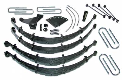 Suspension - Lift Kits - Tuff Country - Tuff Country FORD SD 00-04 8IN. KIT 28954