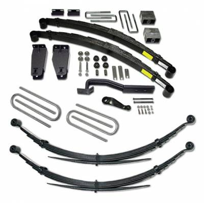 Suspension - Lift Kits - Tuff Country - Tuff Country COMPLETE KIT (W/O SHOCKS) FORD F250 6IN. 26827K