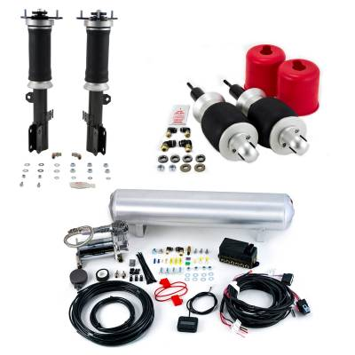 Air Lift Performance - Air Lift Performance Air Lift Performance - Digital Combo Kit 95787