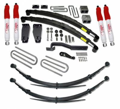 Suspension - Lift Kits - Tuff Country - Tuff Country COMPLETE KIT (W/SX6000 SHOCKS) FORD F250 6IN. 26827KH