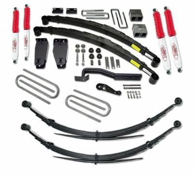 Suspension - Lift Kits - Tuff Country - Tuff Country COMPLETE KIT (W/SX8000 SHOCKS) FORD F250 6IN. 26823KN
