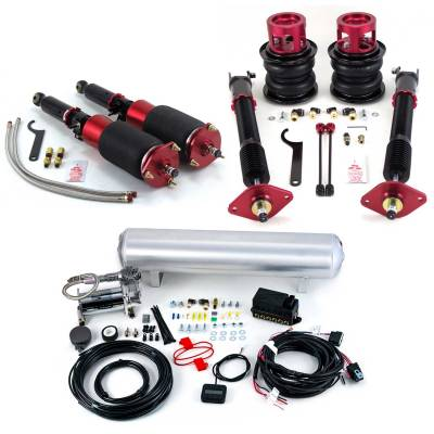 Air Lift Performance - Air Lift Performance Air Lift Performance - Digital Combo Kit 95721
