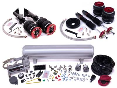 Air Lift Performance - Air Lift Performance Air Lift Performance - Digital Combo Kit 98016