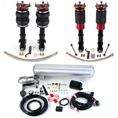 Air Lift Performance - Air Lift Performance Air Lift Performance - Digital Combo Kit 95771