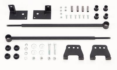 Suspension - Traction Bars - Tuff Country - Tuff Country TRACTION BARS-CHEVY 2500 10997