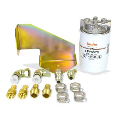 Transmission - Filters / Filter Lock - BD Diesel - BD Diesel Inline Trans Filter Kit - 1994-2007 47RH/47HE/48RE 1064017