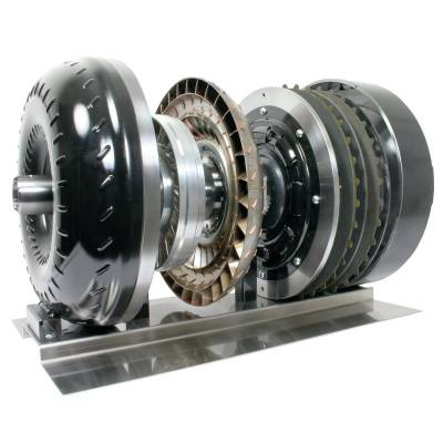 Transmission - Torque Converter - BD Diesel - BD Diesel Converter, Mult-Disc - 2001-2012 Chevy Duramax Allison 1000 - Low Stall 1071241