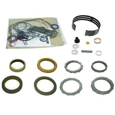 Transmission - Transmission Kits - BD Diesel - BD Diesel Built-It Trans Kit Dodge 1994-2002 47RH/RE Stage 1 Stock HP Kit 1062001