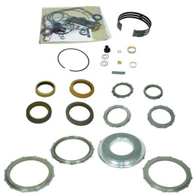 Transmission - Transmission Kits - BD Diesel - BD Diesel Built-It Trans Kit Dodge 1994-2002 47RH/RE Stage 2 Intermediate Kit 1062002