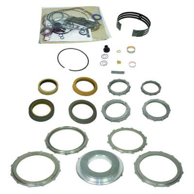 Transmission - Transmission Kits - BD Diesel - BD Diesel Built-It Trans Kit Dodge 1994-2002 47RH/RE Stage 3 Heavy Duty Kit 1062003