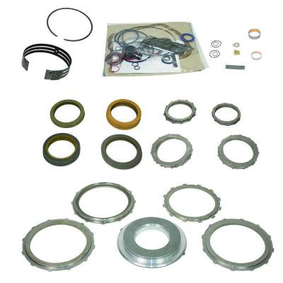 Transmission - Transmission Kits - BD Diesel - BD Diesel Built-It Trans Kit Dodge 2003-2007 48RE Stage 3 Heavy Duty Kit 1062013