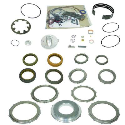 Transmission - Transmission Kits - BD Diesel - BD Diesel Built-It Trans Kit Dodge 2003-2007 48RE Stage 4 Master Rebuild Kit 1062014
